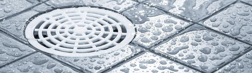 rioollucht uit doucheput